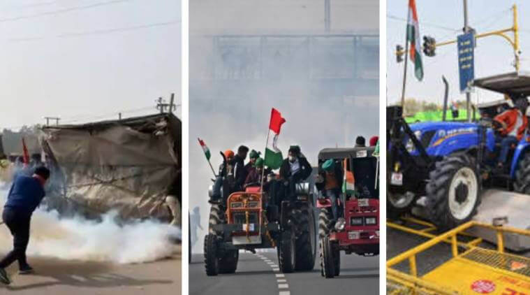 tractor march become terror march farmers created ruckus in Delhi for a day