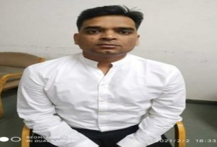 ACB arrested Superintendent of Police Manish Aggarwal for demanding bribe of Rs 38 lakh