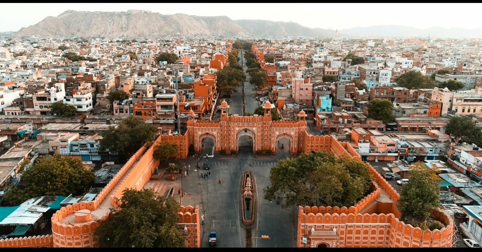 Smart road built with Jaipur heritage to be showcased at Dubai Expo