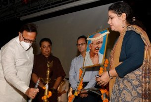 Programme organized under 'Azadi Ka Amrit Mahotsav' at Rabindra Manch in Jaipur: Art, Literature and Culture Minister said, 'Contribute continuously to the interest of the country with the resolve to protect freedom'
