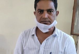 Independent councilor of Jaipur Municipal Corporation (JMC) Heritage arrested accepting bribe of 20 thousand rupees