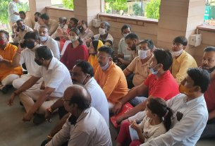 Anger erupted against the interference of Congress MLAs in Municipal Corporation Heritage