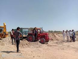 Big action against illegal mining in Rajasthan, 53 vehicles and machinery seized across the state in 48 hours