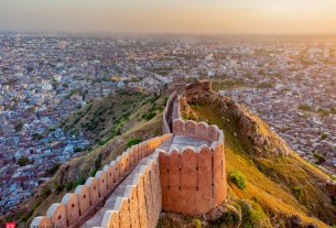 Sandhu can take over the command amid fears that Jaipur's World Heritage City status will be snatched away..!