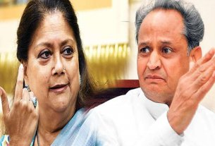 Whenever Raje raised her voice, the government swung into action.