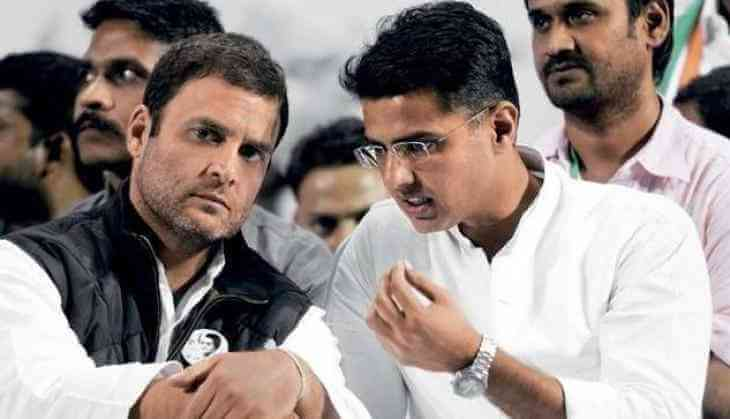 After Sachin Pilot's meeting with Rahul Gandhi, political speculation intensified in Rajasthan, less chance of leadership change