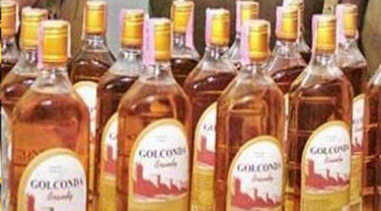 Confiscation of illegal liquor, cash and other materials worth Rs 9 lakh before the by-elections of two assembly constituencies